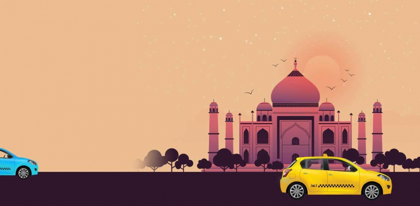 Travel by Taxi India